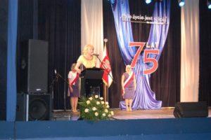 Jubileusz 75-lecia