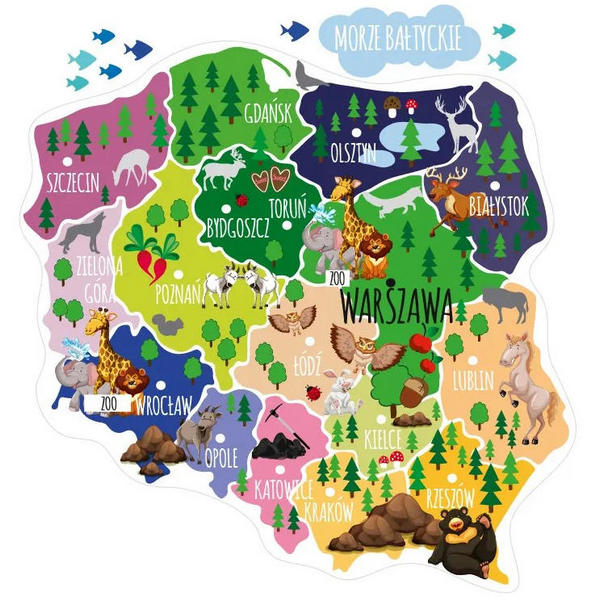 puzzle-mapa-polski